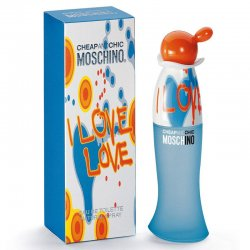 Moschino I Love Love, woda toaletowa, 30ml (W)