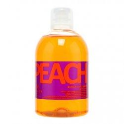 Kallos Peach, szampon brzoskwiniowy, 1000ml