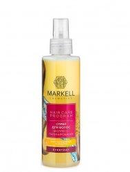 Markell, spray do włosów, ekspresowe laminowanie, 200ml