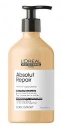 Loreal Absolut Repair, odżywka regenerująca włosy uwrażliwione, 500ml