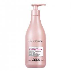 Loreal Vitamino Color, delikatny szampon do włosów farbowanych, 500ml