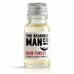Bearded Man Rain Forest, olejek do brody Las Deszczowy, 10ml