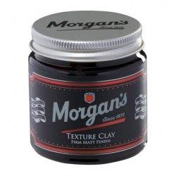 Morgan's, Texture Clay, pasta do stylizacji włosów, 120ml