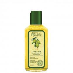 CHI Olive Organics, olejek do włosów i ciała, 59ml