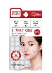 Mediheal A Zero Shot, plasterki na wypryski przyśpieszające gojenie, 80szt.