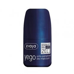 Ziaja Yego, anty-perspirant dla mężczyzn/Roll-On, 60ml