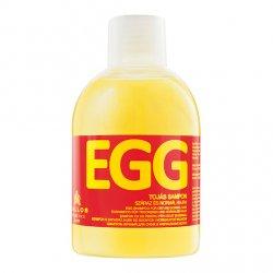 Kallos Egg, szampon do suchych włosów, 1000ml