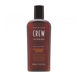 American Crew Classic, 2w1 szampon przeciw wypadaniu i pogrubiający, 250ml