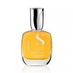 Alfaparf Semi di Lino Sublime, płynne kryształki do wszystkich rodzajów włosów, 30ml