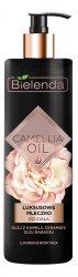 Bielenda Camellia Oil, luksusowe mleczko do ciała, 400ml