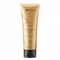 Indola Glamorous Oil, szampon z olejkami dodający blasku, 250ml