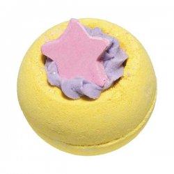 Bomb Cosmetics, musująca kula do kąpieli, Gwiezdny Ekspres, 160g
