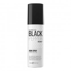 Inebrya Black Pepper Iron, spray termoochronny, 150ml