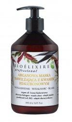 Bioelixire Professional, arganowa maska z kwasem hialuronowym, 500ml