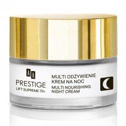 AA Prestige Lift Supreme, multi odżywczy krem na noc, 70+, 50 ml