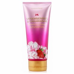 Victoria's Secret Strawberries & Champagne, krem do ciała, 250ml