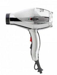Gamma Piu, suszarka E-T.C. LIGHT Premium Metal Chrome, 1800-2100W