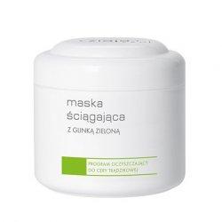Ziaja Pro, Maska Ściągająca z glinką zieloną, program oczyszczający do cery trądzikowej, 250ml