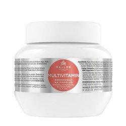Kallos KJMN Multivitamin, maska do włosów energetyzująca, 275ml