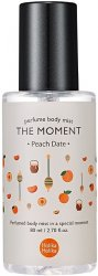 Holika Holika The Moment mgiełka do ciała, brzoskwinia, 80ml