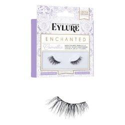 Eylure Enchanted, sztuczne rzęsy z klejem, Camellia