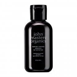John Masters Organics, szampon do włosów normalnych, 60ml