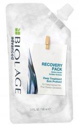 Biolage Deep Treatment Recovery, kuracja do włosów rozjaśnianych, 100ml