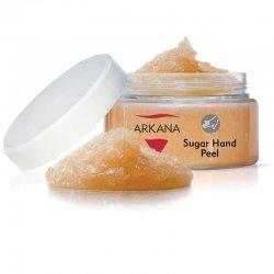 Arkana Sugar Hand Peel, cukrowy peeling do dłoni, 350g