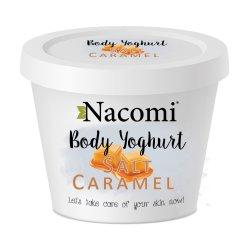Nacomi, jogurt do ciała - karmel, 180ml