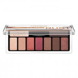 Catrice The Spicy Rust Collection, paleta cieni do powiek