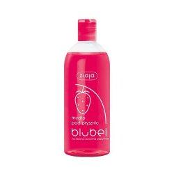 Ziaja Blubel, mydło pod prysznic żurawina i poziomka, 500ml