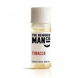 Bearded Man Tobacco, olejek do brody Tytoń, 2ml