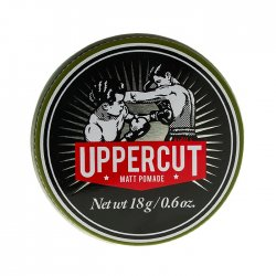 Uppercut Deluxe, Matt Pomade, matowa pasta do włosów 18g