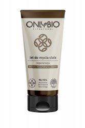 OnlyBio, żel do mycia ciała, regeneracja i zapobieganie starzeniu, 200ml