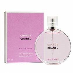 Chanel Chance Eau Tendre, woda toaletowa, 150ml (W)