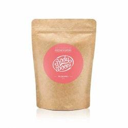 BodyBoom, peeling kawowy do ciała, Zmysłowa Truskawka, 200g