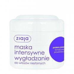 Ziaja, maska do włosów Intensywne Wygładzanie z jedwabiem, 200ml