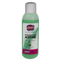 Ronney, aceton, Aloes, 500ml