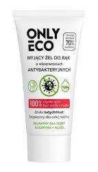 OnlyEco, żel o właściwościach antybakteryjnych, 70% alkoholu, 50ml