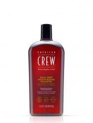 American Crew Deep Moisture, szampon głęboko nawilżający, 1000ml