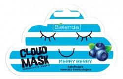 Bielenda Cloud Mask, bąbelkująca maska detoksykująca, Merry, 6g