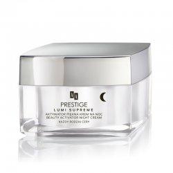 AA Prestige Lumi Supreme,  krem na noc, aktywator pi�kna, 50 ml
