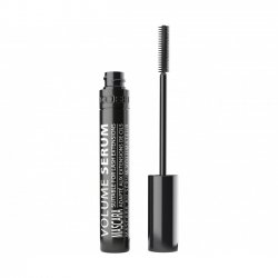 Gosh Volume Serum Mascara, tusz i serum do rzęs 3w1, 001 Black