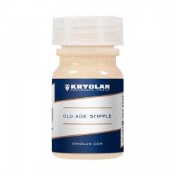 Kryolan Old Age Stipple, postarzacz skóry, 50ml