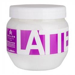 Kallos Latte, maska z proteinami mleka, 800ml
