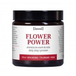 Iossi, masło do ciała Flower Power, 120ml