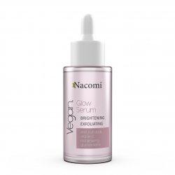 Nacomi, serum rozjaśniająco-złuszczające do twarzy, 40ml
