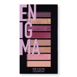 Revlon Colorstay Look Book, paleta cieni, 920 Enigma, 3,4g