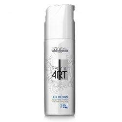 Loreal Tecni Art 2014 Fix Design, precyzyjny spray do miejscowego utrwalania, 200ml