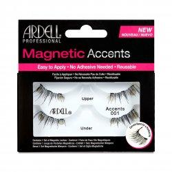 Ardell Magnetic Lashes, rzęsy magnetyczne, połówki, 001